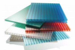 Tipos de láminas existentes: Lámina de policarbonato