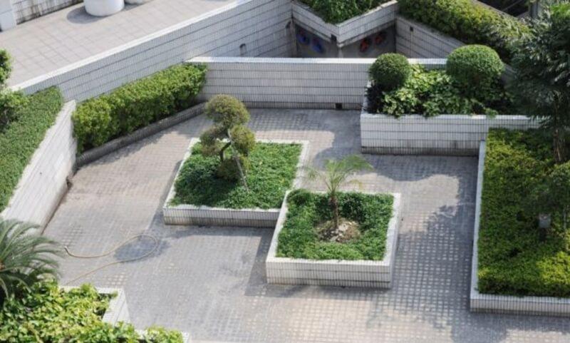 Los techos verdes se clasifican de acuerdo a su grado de complejidad