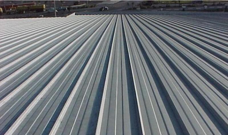 El uso de las láminas acanaladas ha sido siempre en los techos