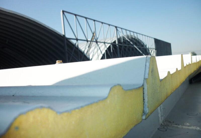 El sistema multipanel para techos está en constante evolución