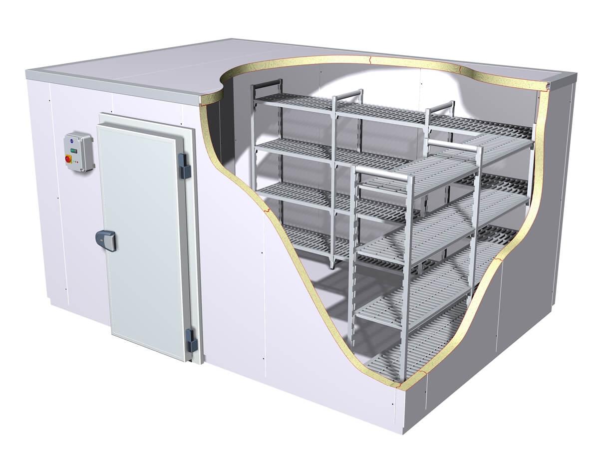 Descubre la utilidad de las cámaras de refrigeración industriales