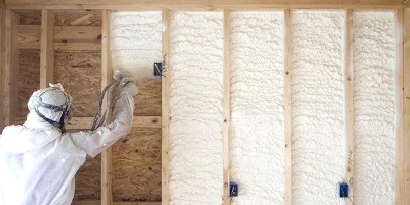 Las láminas de poliuretano y poliestireno son muy utilizadas en la construcción